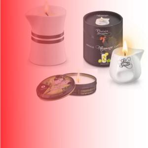 массажные свечи