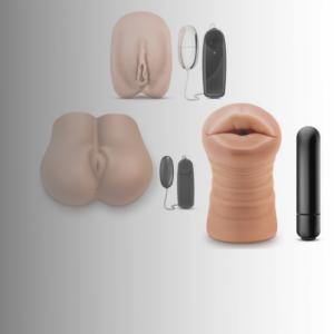 вагины-мастурбаторы киберкожа с вибрацией