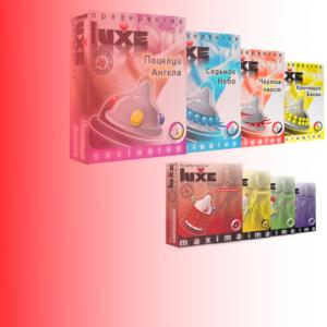 презервативы-насадки фантазийные
