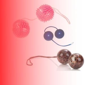 вагинальные шарики из латекса, пластика