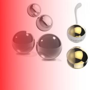 вагинальные шарики металлические, малые без сцепки