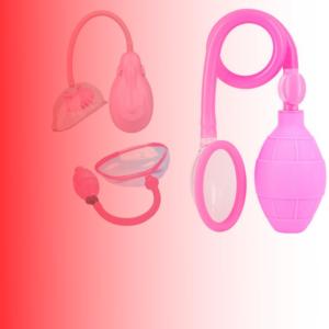 помпы женские клиторальные, вагинальные